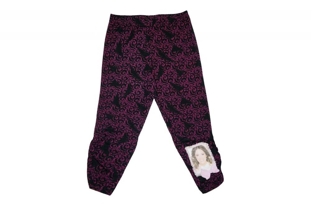 Disney Violetta nyomott mintás leggings (méret 122-164) - Babaruha ... c242291e52