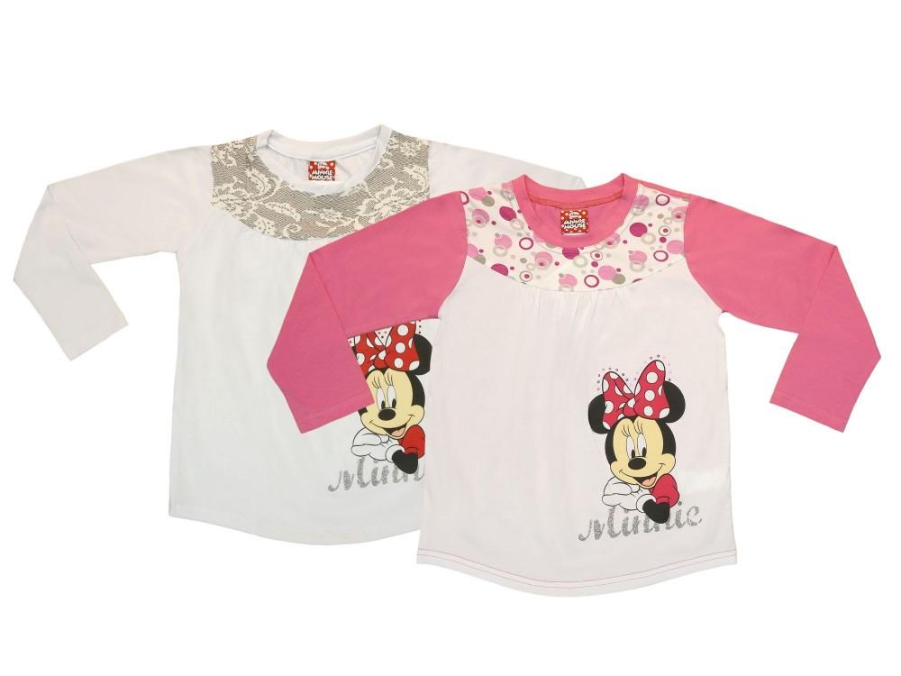 Disney Minnie hosszú ujjú póló (méret  80-116) - Babaruha ... 35713359bc