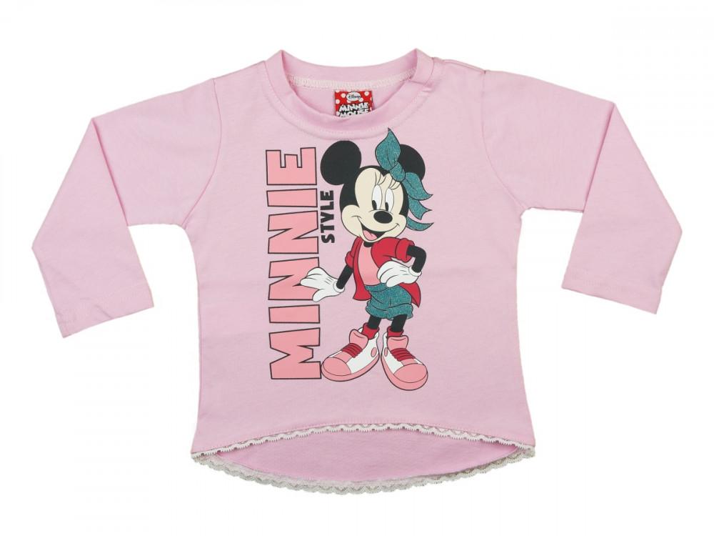 Disney Minnie baba gyerek hosszú ujjú póló (méret  74-116 ... 985b6f47ce
