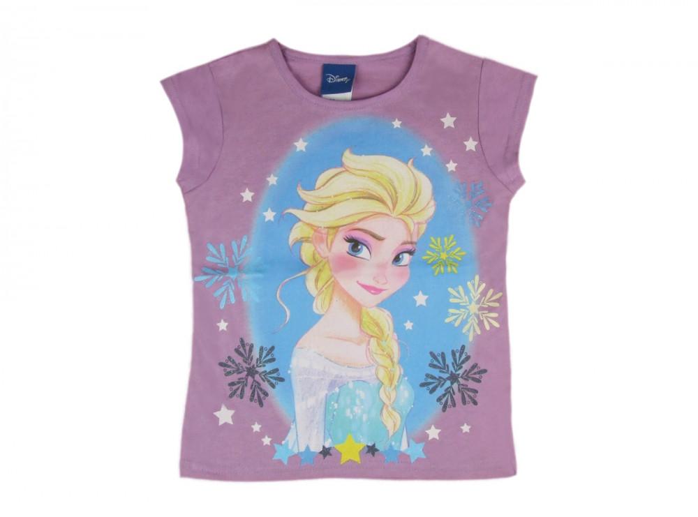 Disney Jégvarázs- Frozen rövid ujjú lányka póló (méret  92-140 ... 85b8d39a7f