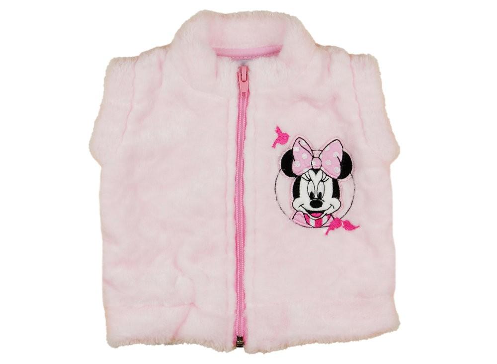 Disney Minnie bébi lányka wellsoft mellény - Babaruha  dc0a44446b