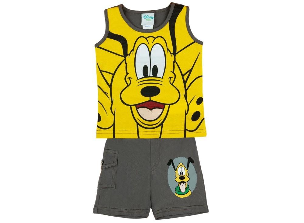 741c6304f1 Disney Plútó fiú 2 részes trikó/bermuda szett - Babaruha ...