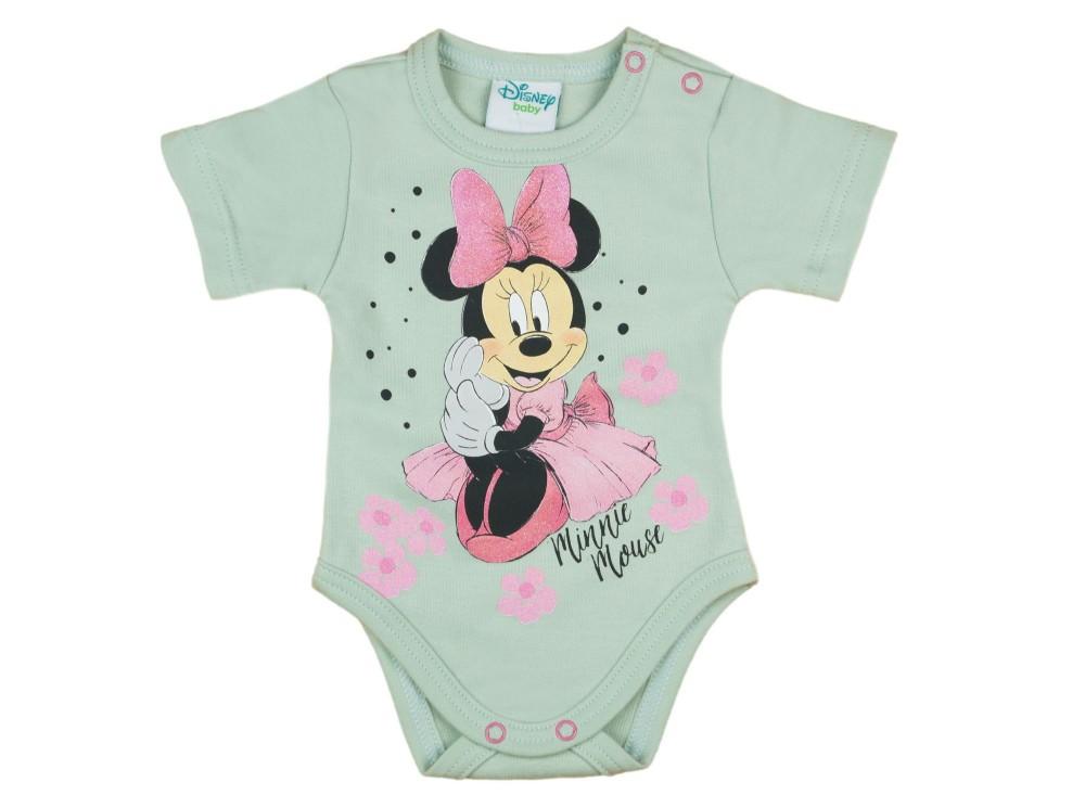 Disney Minnie rövid ujjú kombidressz menta - Babaruha  e14a99e62a