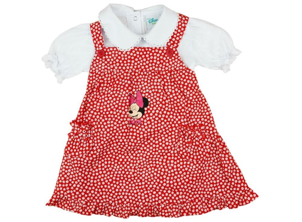 Disney Minnie 2 részes kombidressz ruha szett - Babaruha ... 24710467af