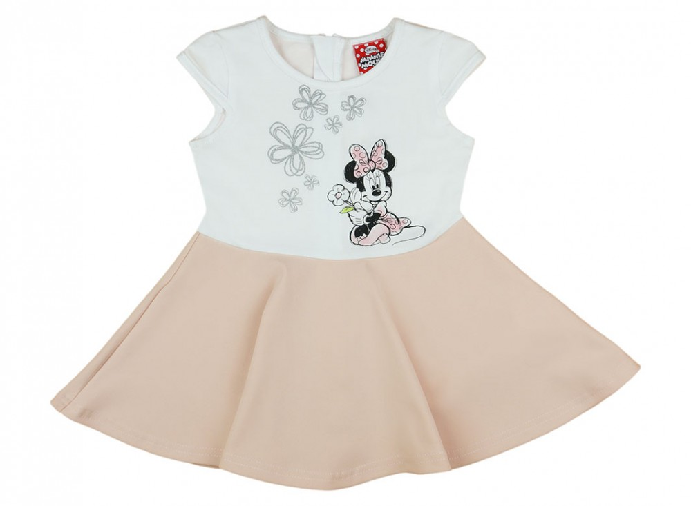 Disney Minnie lányka alkalmi ruha - Babaruha  28385ae0ac