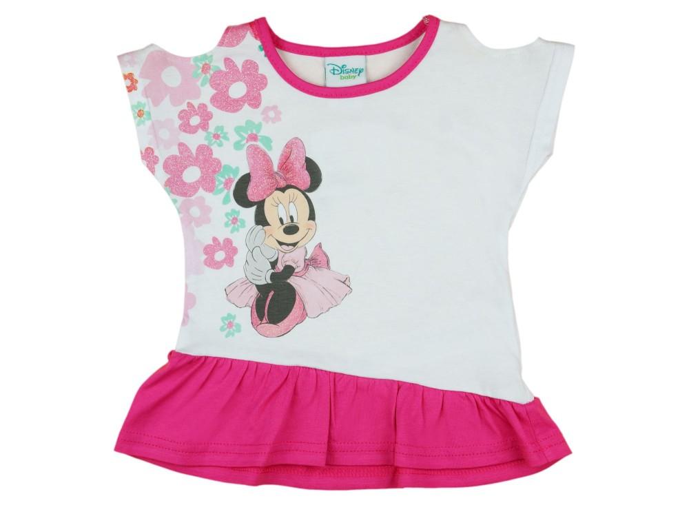 Disney Minnie glitteres nyitott vállú ruha - Babaruha  aac2513b15