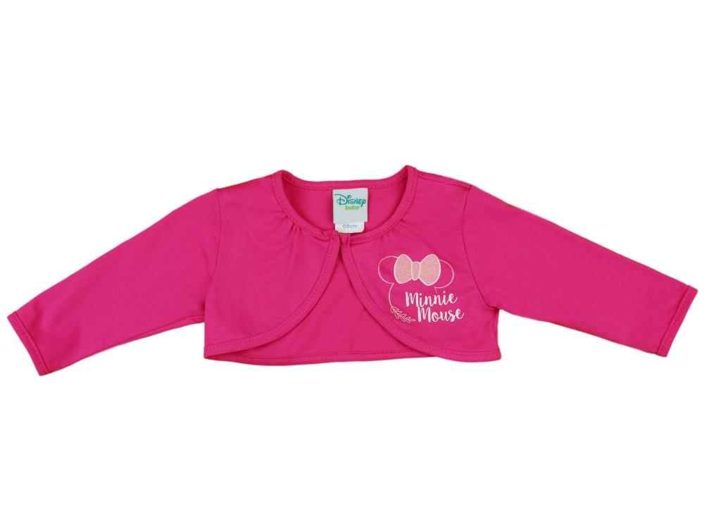 Disney Minnie lányka ruha boleróval - Babaruha  4baf82851b