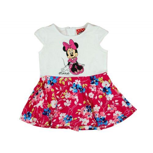 Disney Minnie lányka ruha virágos - Babaruha  dfb0dd3a81