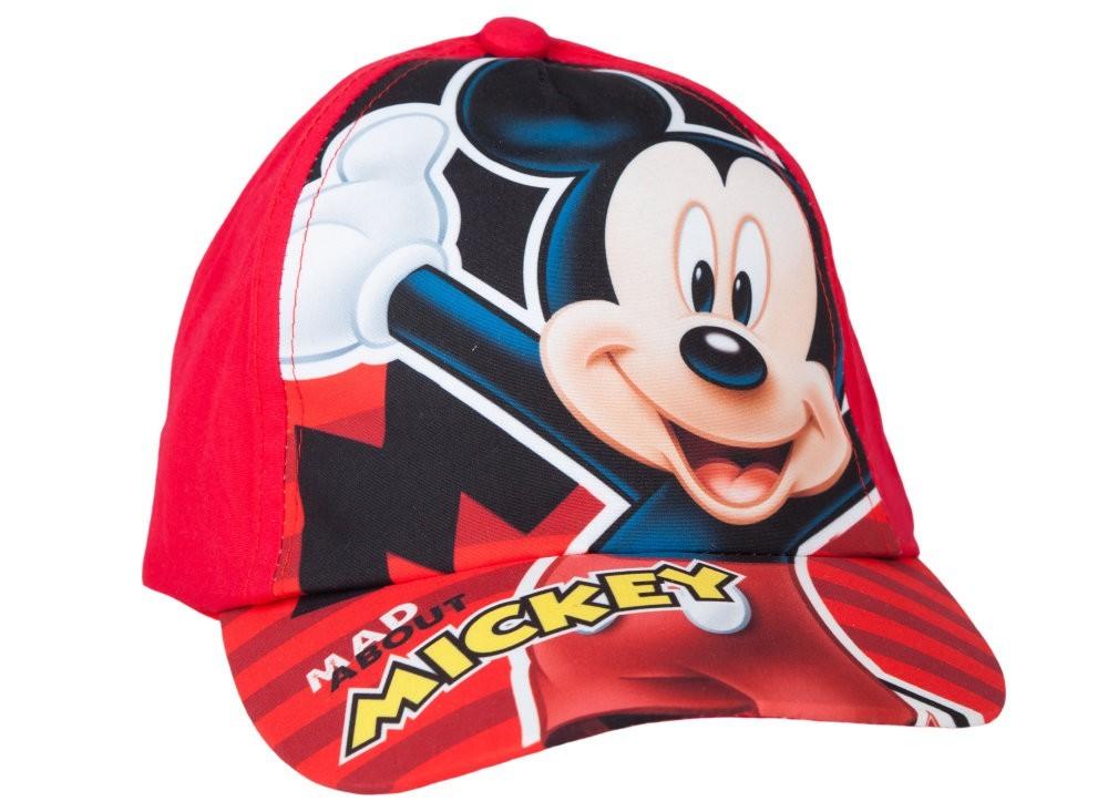Disney Mickey nyári baseball sapka UPF 30+ - Babaruha  adba5b60b7