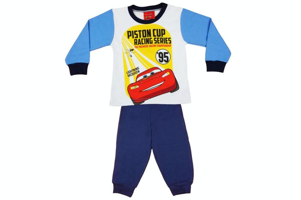 Disney Verdák fiú hosszú pizsama - Babaruha  f4b55de834