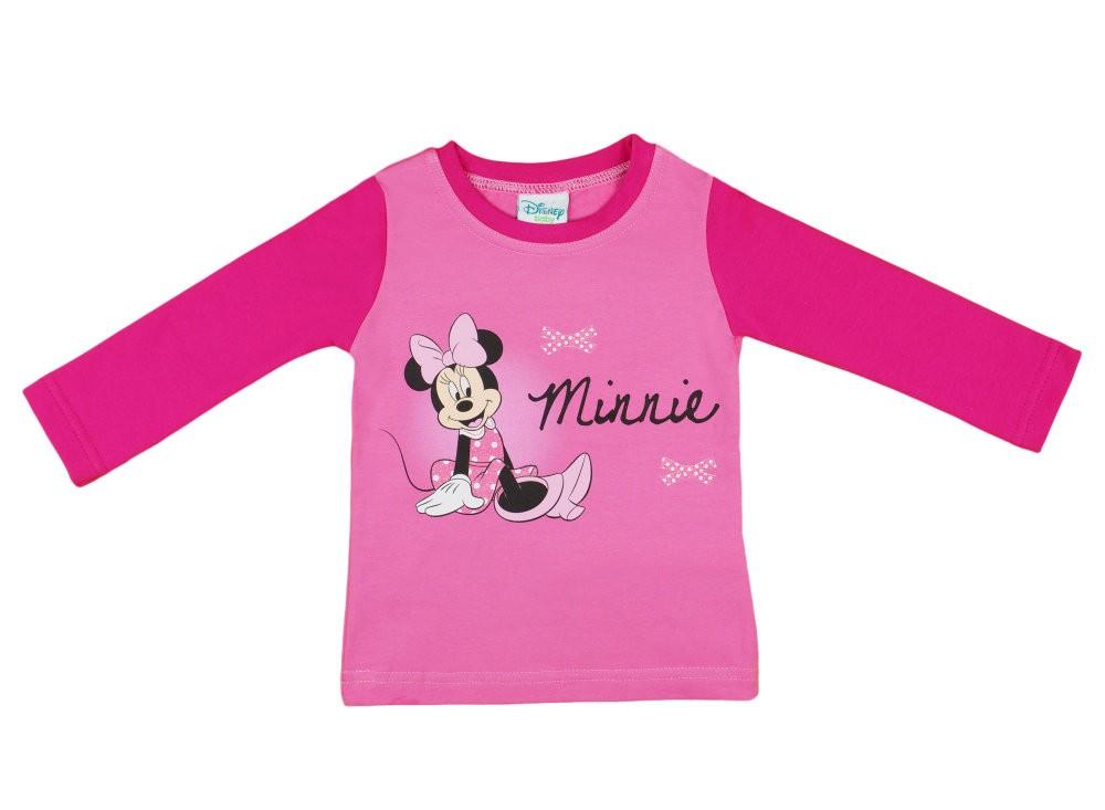 7309375ae8 Disney Minnie lányka hosszú ujjú póló - Babaruha   Gyerekruha ...