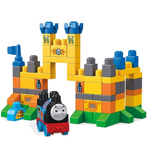 d97c558894 Fisher-Price MB Thomas Ulfstead kastély - 70 db - Babaruha ...