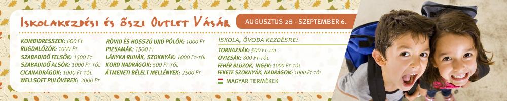 Őszi Outlet Baba és Gyerekruha Vásár az Asti Bababoltokban és a Webáruházban!