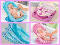 Summer Infant Deluxe Bather hálós fürdőfotel