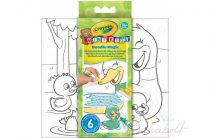 Crayola Mini Kids - Irka-firka puha kifestőfüzet