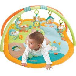 Baby Fehn 3D játszószőnyeg - Süni