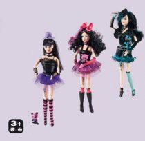 Steffi love - Mystic Girls öltöztethető babák