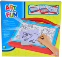 Simba - Art&Fun világítós rajztábla