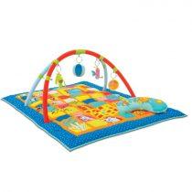 Taf Toys 3 in 1 Curiosity gym játszószőnyeg játékhíddal