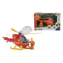 Sam a tűzoltó helikopterrel