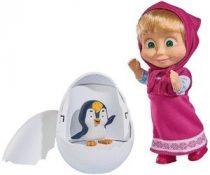 Simba Masha pingvin bébivel