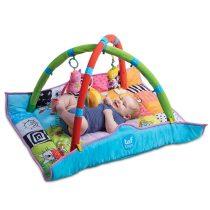 Taf Toys játszószőnyeg játékhíddal Newborn Gym