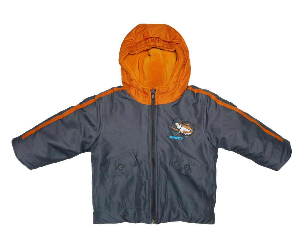 Vásárlás: Topo fiúk kabát 134 narancssárga Gyerek kabát