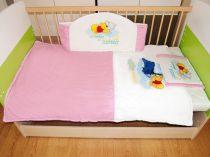 Disney Micimackó baba 3 részes ágynemű garnitúra