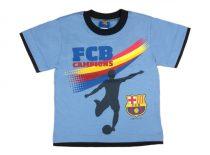 FC Barcelona gyerek, nagyfiú póló (méret:104-164)