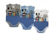 Disney-Minnie-Mickey-baba-kombidressz-meret56-98