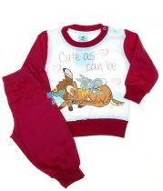 Disney Bambi bébi, kisgyerek  pizsama (méret: 74-104) LIMITÁLT!!