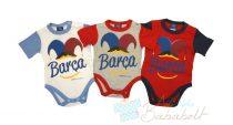 FC Barcelona baba kombidressz (méret:62-92)
