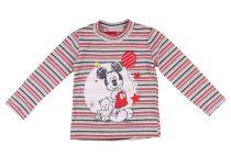 Disney Mickey bolyhos hosszú ujjú póló (méret: 74-116)