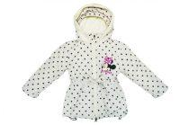 Disney Minnie gyerek kabát (méret: 92-146)