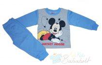 Disney Mickey baba, gyerek pizsama (méret:86-122)