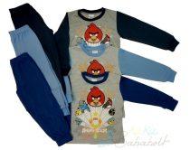 Angry Birds gyerek pizsama (méret:98-140)