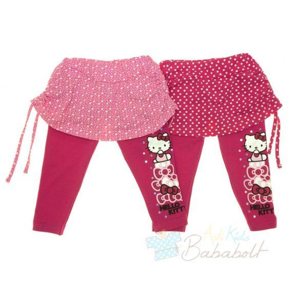 Hello Kitty szoknyás leggings (méret 92-128) b491237692