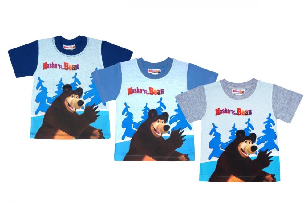 Mása és a medve gyerek póló (méret 92-122) 9eb94d7173