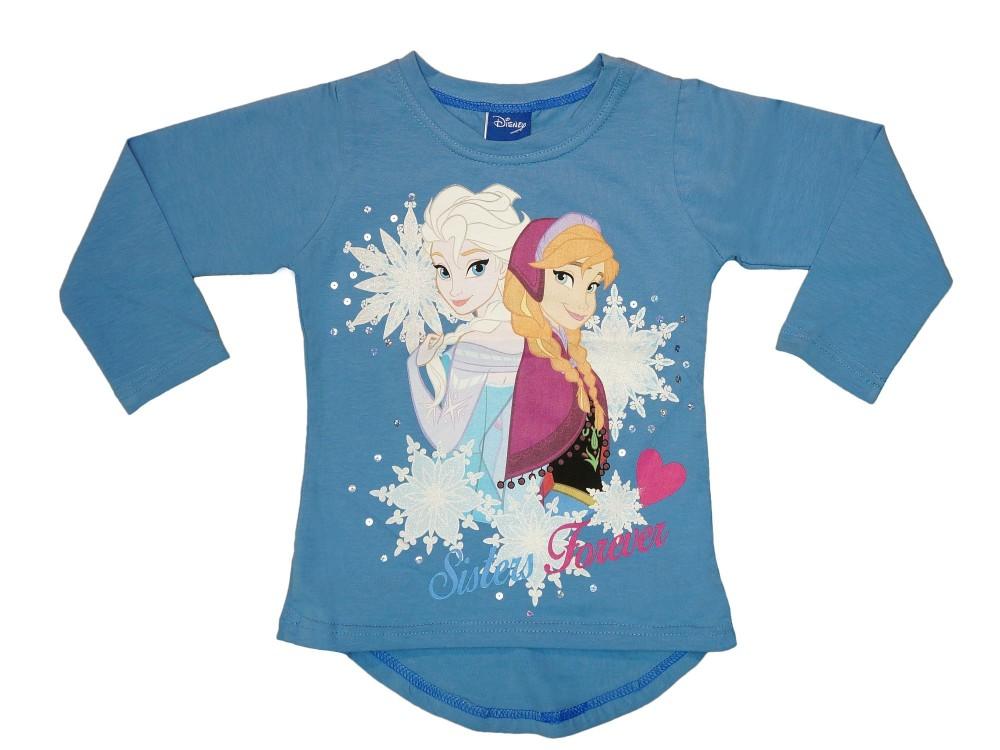 9c6e7b81e6 Disney Jégvarázs-Frozen lányka hosszú ujjú póló (méret: 104-134 ...