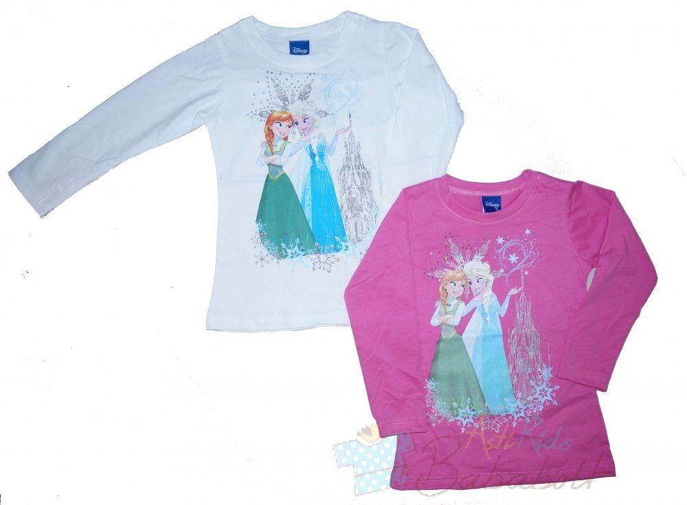 2439ef912a Disney Jégvarázs-Frozen hosszú ujjú póló (méret:104-134)