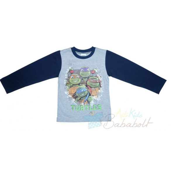 6ffd98999d Turtles Tini Ninja hosszú ujjú póló (méret:104-140)