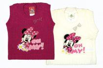 Disney-Minnie-baba-gyerek-kotott-melleny-Meret-74-
