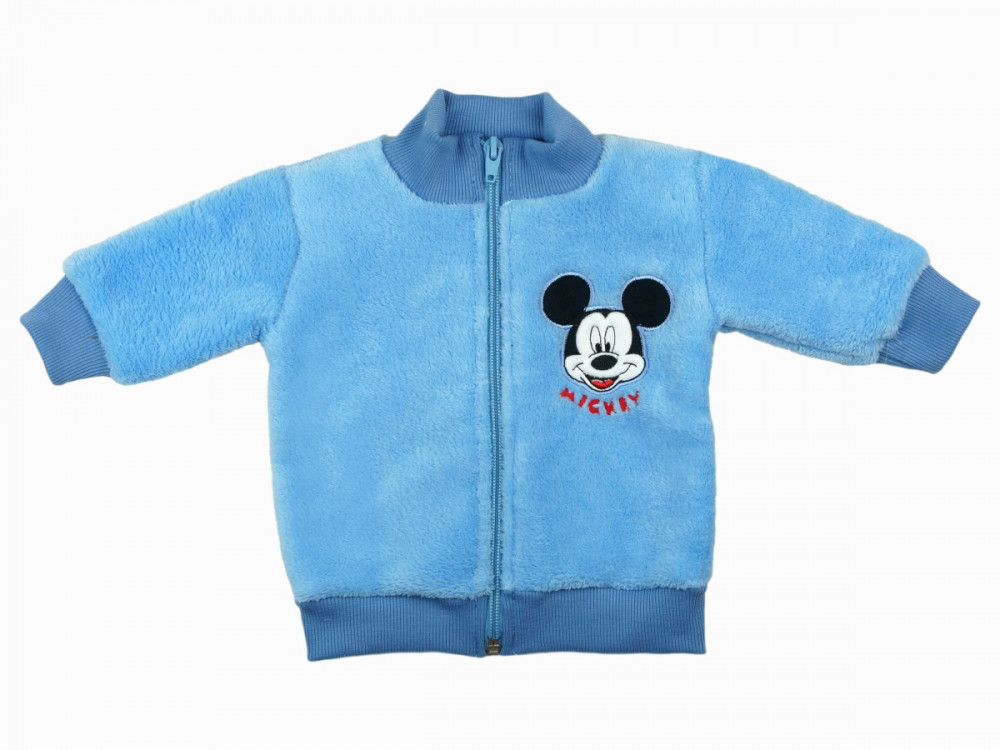 Disney Mickey wellsoft baba kocsikabát (kardigán) ( méret 56-86) 936bae8f9a