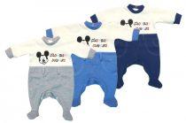 Disney Mickey rugdalózó (méret: 56-68)