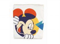 Disney Mickey baba gumis lepedő (méret: 60x120-70x140)