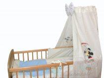 Disney Mickey 4 részes babaágynemű