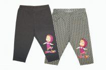 Mása és a medve 3/4-es gyerek leggings (méret: 92-