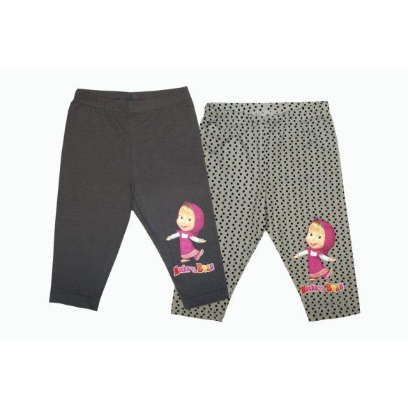 Mása és a medve 3 4-es gyerek leggings (méret  92-116) 67cd1e68dc