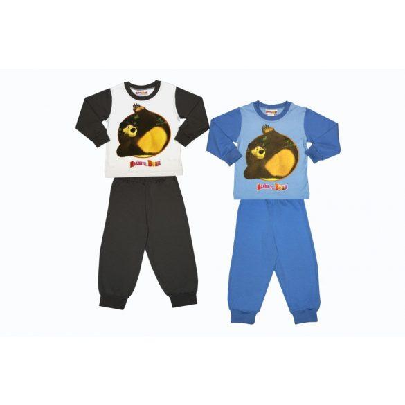 Mása és a medve gyerek pizsama (méret  92-122) f418dcc29a
