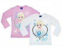 Disney Jégvarázs-Frozen gyerek hosszú ujjú póló (méret:98-134)